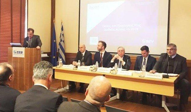 Κατασκευές, σωλήνες, καλώδια: Πού πρέπει να κατευθυνθούν οι ελληνικές εξαγωγές