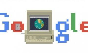 Παγκόσμιος ιστός: Τα 30 χρόνια του www τιμά το doodle της Google