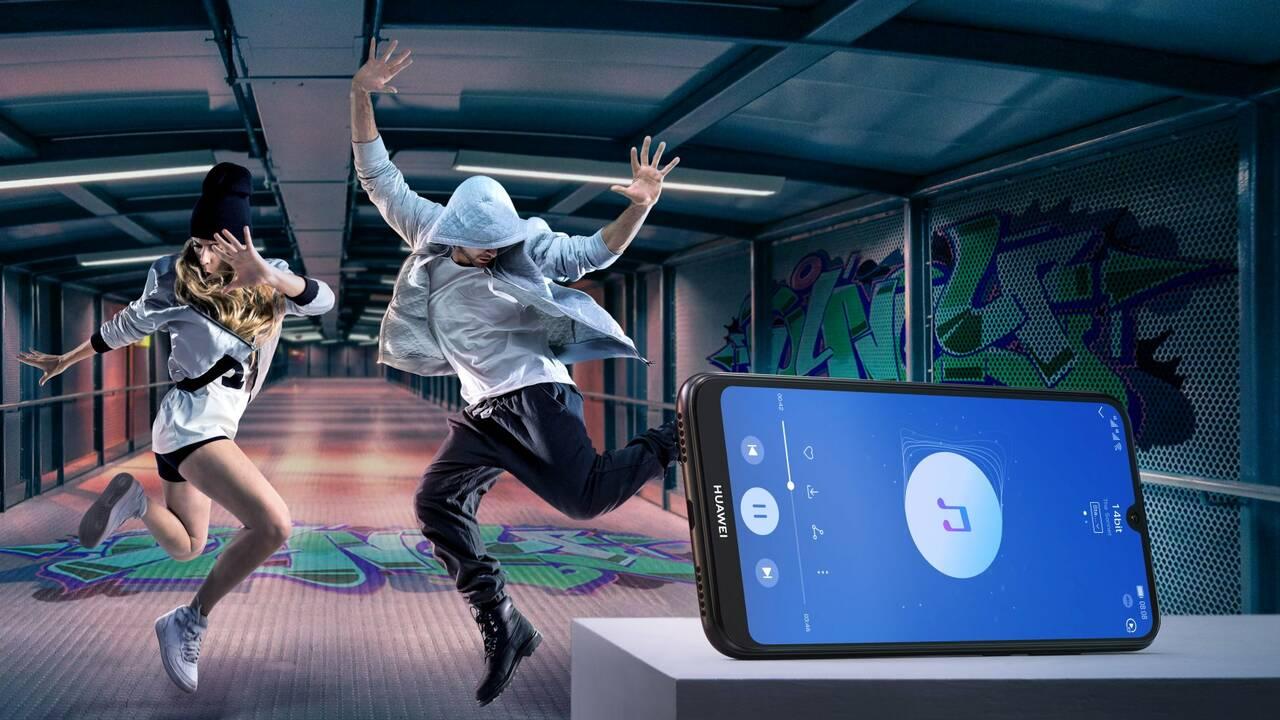 HUAWEI Y6 2019: Η νέα δυναμική άφιξη στα νεανικά smartphones από την Huawei!