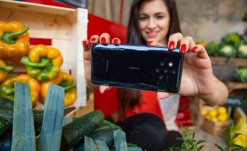 Διαθέσιμο το Nokia 9 PureView, το πρώτο smartphone με πέντε κάμερες