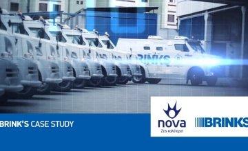 Συνεργασία Nova και Brink's Hellas: Αδιάλειπτη παροχή υπηρεσιών και στις πιο αντίξοες συνθήκες