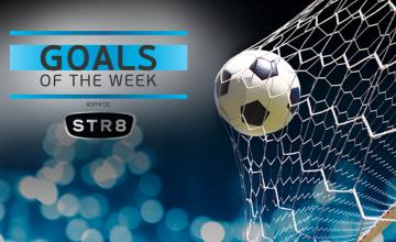 Το STR8 σκοράρει τα καλύτερα… Goals of the week στα κανάλια Novasports!
