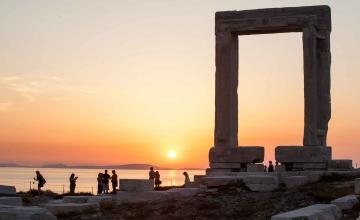 Στο Google Arts & Culture ο Ναός του Απόλλωνα στη Νάξο