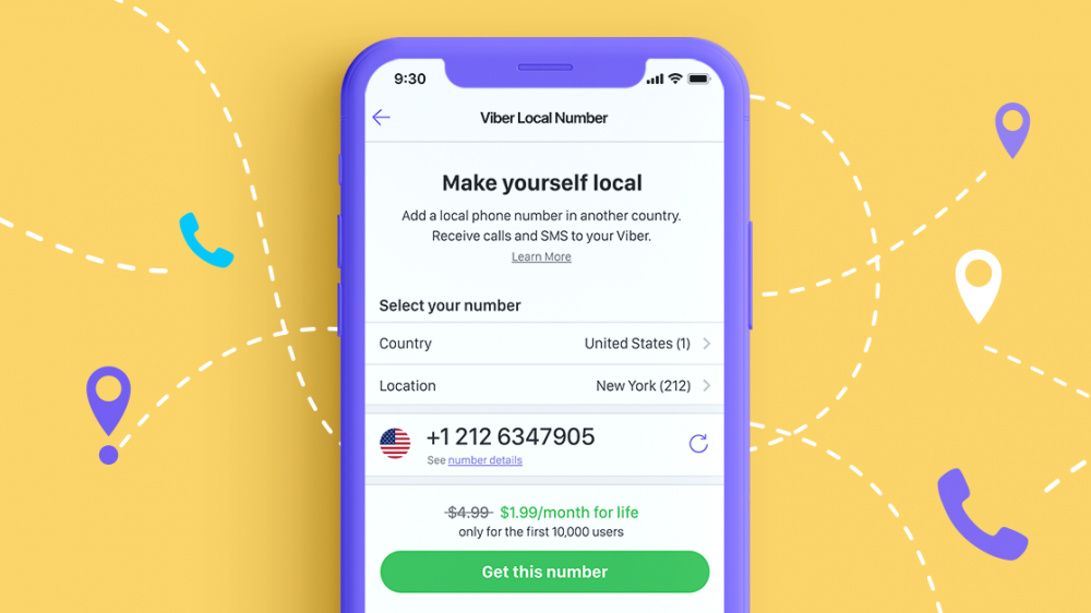 Νέα συνδρομητική υπηρεσία από το Viber