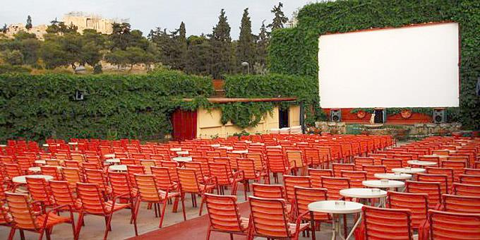 Οι δέκα πιο ιστορικοί θερινοί κινηματογράφοι της Αθήνας