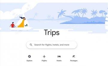 H Google αποφάσισε να βοηθήσει στην οργάνωση των ταξιδιών μας