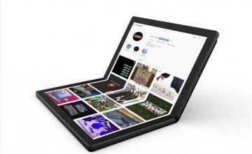 H Lenovo παρουσιάζει ένα laptop με αναδιπλούμενη οθόνη