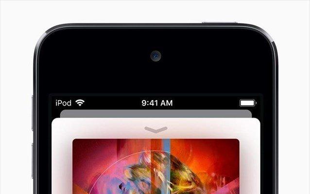 Η Apple κάνει την έκπληξη και ανακοινώνει ένα νέο iPod touch