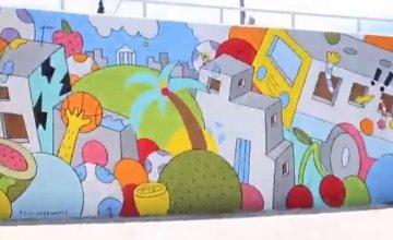 Πώς ο ΟΠΑΠ μετέτρεψε μία υπόγεια διάβαση σε ευκαιρία για διασκέδαση