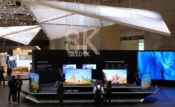 Η Samsung ενσωματώνει τα Apple TV και AirPlay 2 στις έξυπνες τηλεοράσεις της