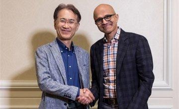 Συνεργασία της Sony με τη Microsoft στο πεδίο του game streaming