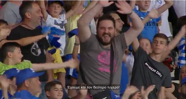 Η «τυχερή» κάμερα του ΟΠΑΠ ζουμάρει και μοιράζει συλλεκτικές επίσημες εμφανίσεις της Εθνικής Ομάδας Ποδοσφαίρου