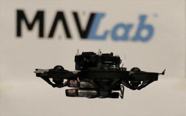 Το μικρότερο αυτόνομο αγωνιστικό drone στον κόσμο