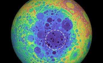 Βρήκαν τεράστια μεταλλική μάζα θαμμένη στη σκοτεινή πλευρά της Σελήνης