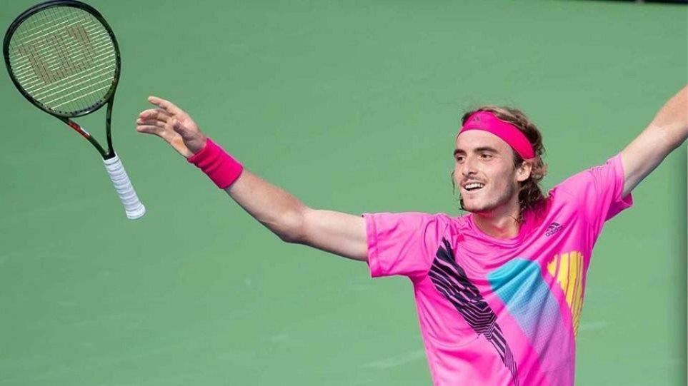To μεγαλύτερο Grand Slam του τένις με τον Στέφανο Τσιτσιπά και την Μαρία Σάκκαρη αποκλειστικά στη Nova!