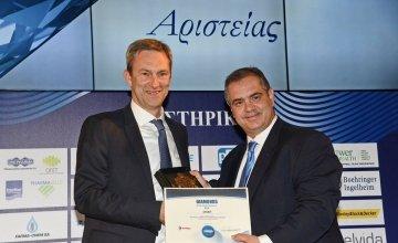 «Επιχείρηση της Χρονιάς» o ΟΠΑΠ στα Diamonds of the Greek Economy
