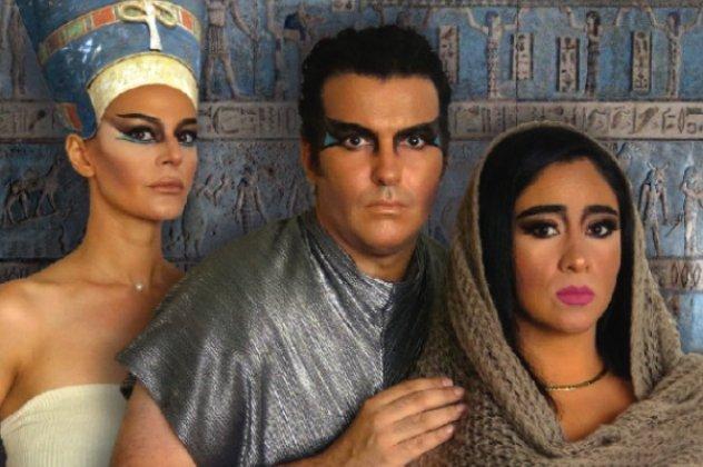Η Φιλαρμονικη Ορχήστρα Αθηνών παρουσιάζει την αριστουργηματική όπερα Aida του Βέρντι