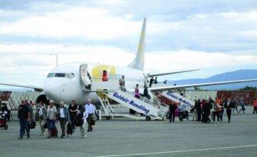 Ρεκόρ αφίξεων στο αεροδρόμιο «Καπετάν Βασίλης» – 400% αύξηση μέσα σε μία δεκαετία