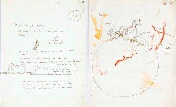 Τα πρώτα σχέδια του «Μικρού Πρίγκιπα» του Σεντ-Εξιπερί βρέθηκαν σε μια αποθήκη
