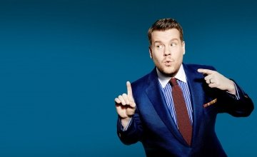 "COSMOTE TV: έναρξη της σεζόν με το ""The Late Late Show with James Corden"""