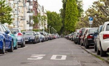 Αισθητήρας εντοπισμού χώρου στάθμευσης της Bosch κάνει την ανεύρεση parking παιχνίδι