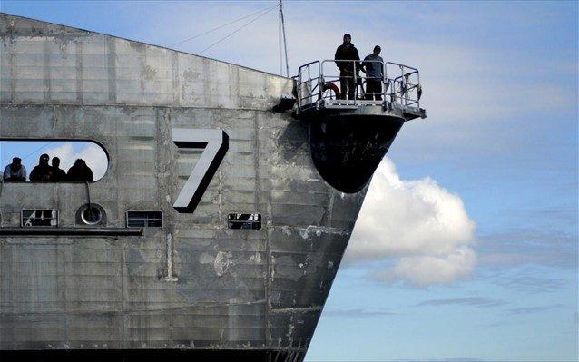 Μη επανδρωμένο ταχύπλοο για τα βρετανικά πολεμικά πλοία