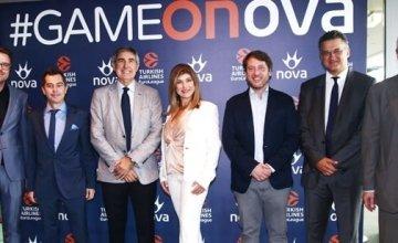 Μπερτομέου: «Πολύ σημαντικός ο ρόλος της Nova στην ανάπτυξη της Euroleague»