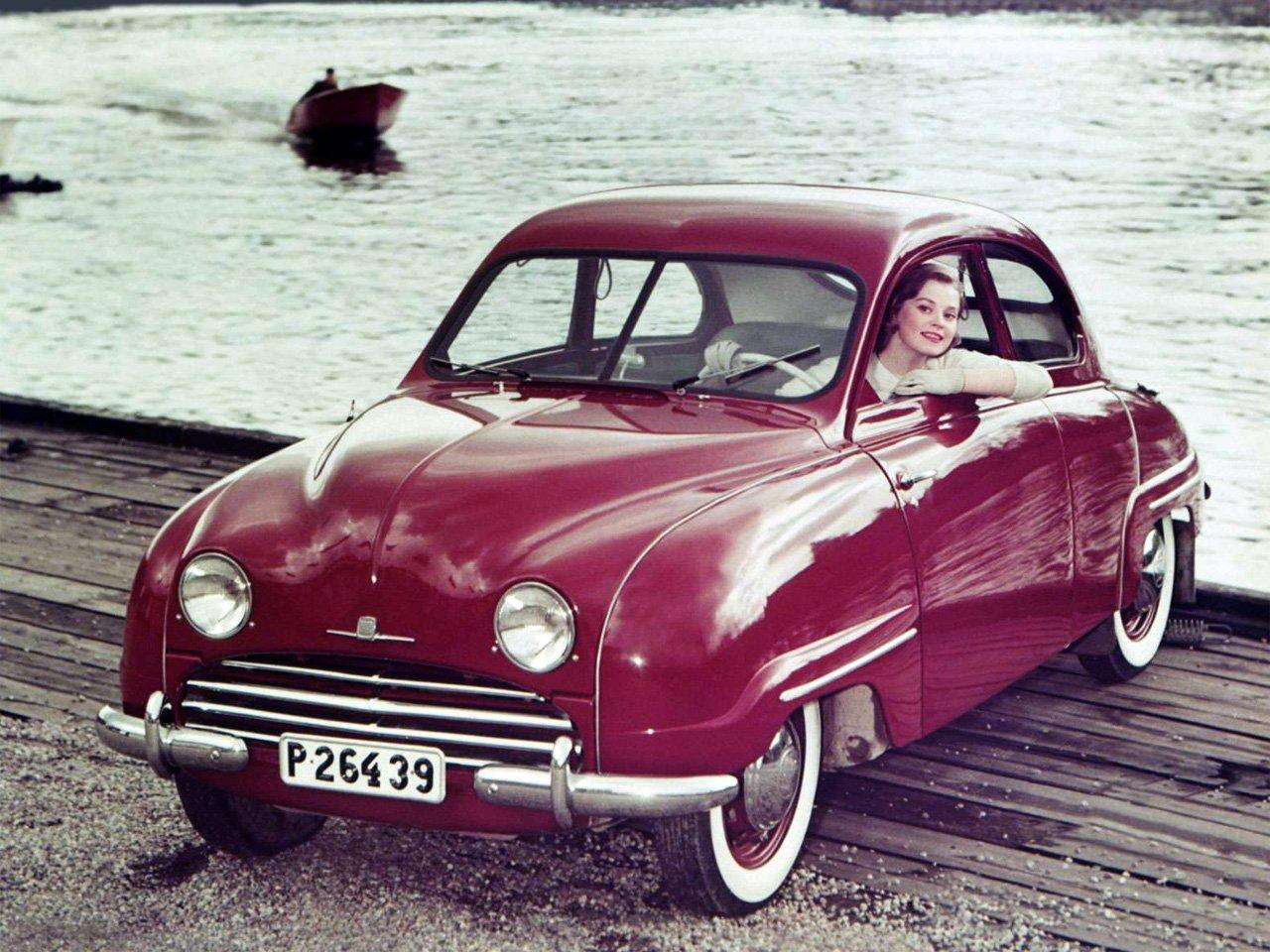 Αυτό ήταν το πρώτο αυτοκίνητο που έφτιαξε η SAAB