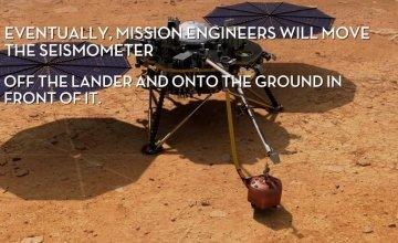 Αυτός είναι ο ήχος του ανέμου στον Άρη – Το InSight της NASA τον κατέγραψε για πρώτη φορά
