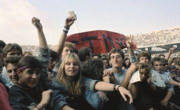 Εκπληκτικό! 3 Οκτωβρίου 1988, από τη συναυλία της διεθνούς αμνηστίας στην Αθήνα