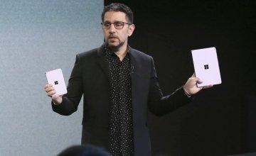 Η Microsoft ξανά χτυπά: Φωτό & βίντεο από νέα υπέρ σύγχρονα μοντέλα κινητών & tablet