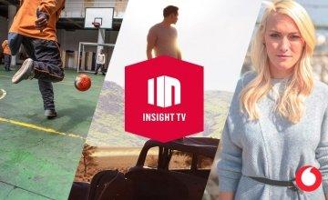 Το Insight TV και στη Vodafone TV