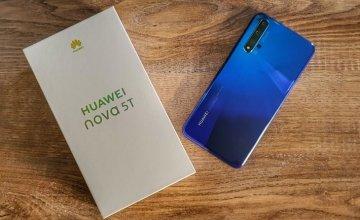 Huawei Nova 5T Unboxing Video : Το νέο Smartphone επίσημα στη χώρα μας