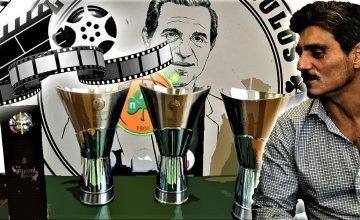 Ο Γιαννακόπουλος ετοιμάζει ταινία για την ιστορία Παναθηναϊκού