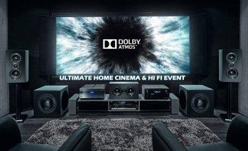 Όλες οι νέες τεχνολογίες στο Ultimate Home Cinema & Hi Fi Event 2019