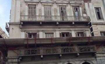 Σε boutique hotel μετατρέπεται το Μέγαρο Αλμυράντη στο κέντρο της Αθήνας