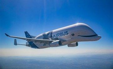 Γίγαντας των αιθέρων: Σε υπηρεσία το Beluga XL της Airbus