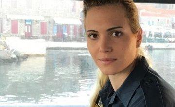Η κυβερνήτης του σκάφους του Λιμενικού που σώζει ζωές στο Αιγαίο