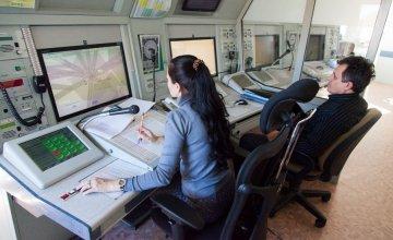 Έλεγχος Εναέριας Κυκλοφορίας (Air traffic control)