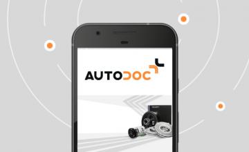 AUTODOC App: Βρες φθηνά ανταλλακτικά για το αυτοκίνητο μέσα από το κινητό σου!