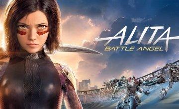 «Alita: Ο Άγγελος της Μάχης» Η επόμενη μεγάλη δημιουργία του Τζέιμς Κάμερον έρχεται αποκλειστικά στη Nova!