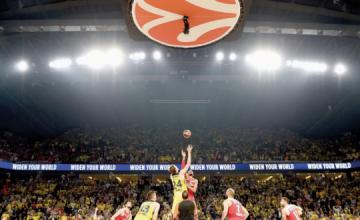Μακάμπι Fox Τελ Αβιβ–Ολυμπιακός, ΤΣΣΚΑ Μόσχας–Μπαρτσελόνα και όλη η EuroLeague στα κανάλια Novasports!