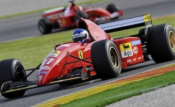 Σε δημοπρασία η πρώτη Ferrari του Michael Schumacher στην F1