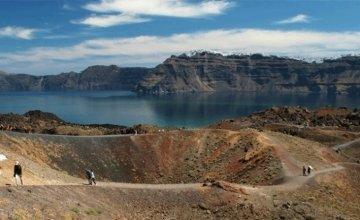 Επιστήμη: Γύρω στο 1560 π.Χ. εξερράγη το ηφαίστειο της αρχαίας Θήρας