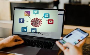 Αρχική – Τεχνολογία   'Έκρηξη' στα κοινωνικά δίκτυα από επαγγελματίες υγείας εν μέσω κοροναϊού