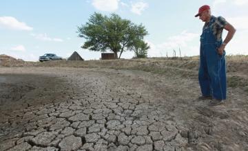 Η χειρότερη ξηρασία 100 ετών χτυπάει την Ανατολική Ευρώπη