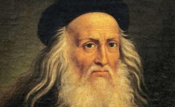 Σαν σήμερα το 1519 πέθανε ο Λεονάρντο Ντα Βίντσι
