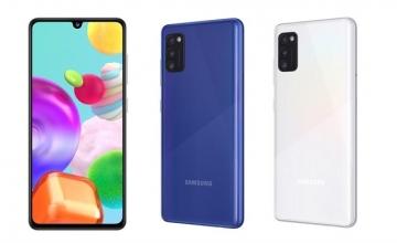 Διαθέσιμο το νέο Samsung Galaxy Α41