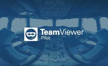 TeamViewer Pilot: Απομακρυσμένη βοήθεια για να παραμείνουμε ασφαλείς