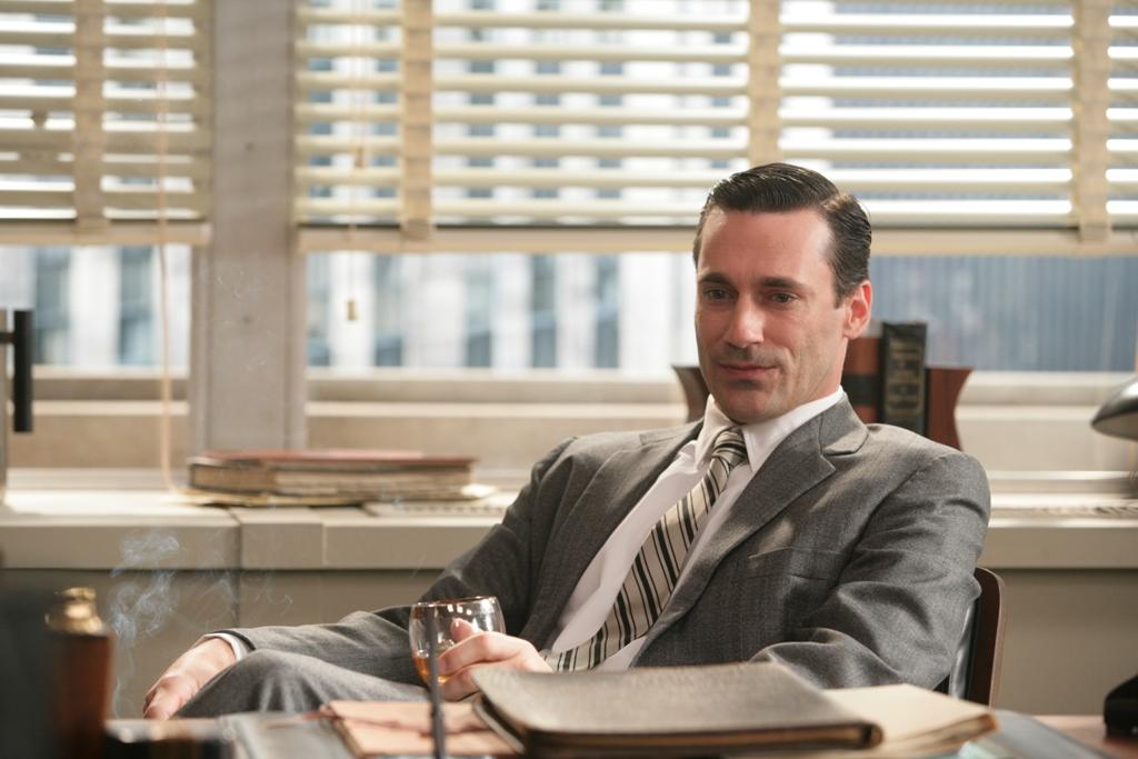 Το «Mad Men», μία από τις καλύτερες τηλεοπτικές σειρές όλων των εποχών έρχεται στο Nova On Demand!